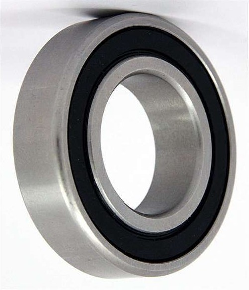 Deep Groove Ball Bearings 6000 2RS, 6001 2RS, 6002 2RS, 6003 2RS, 6004 2RS, 6005 2RS, 6006 2RS, 6007 2RS, 6008 2RS, 6009 2RS, 6010 2RS, 6011 2RS, ABEC-1